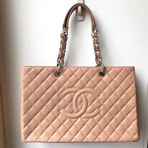 Chanel grand shopping tote GST XL